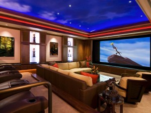 Home Theater Design & Installation in Raleigh, Durham & Cary NC