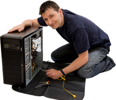 Computer Repair in Raleigh, Cary & Durham NC